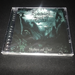 Labyrinth Spell - Shadows and Dust Cd