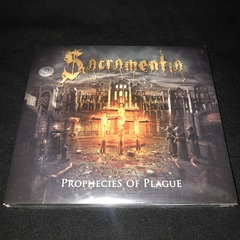 Sacramentia - Prophecies of Plague CD Digipak