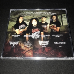 Deformity BR - Hacked, Boiled, Dismembered, Butchered CD - comprar online