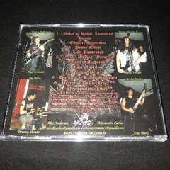 Paganfire - Wreaking Fear and Death Cd - comprar online