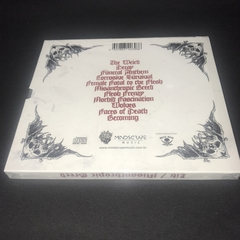 Lik - Misanthropic Breed CD Slipcase - comprar online