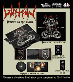 Watain - Sworn to the Dark CD Digi - comprar online