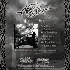Moriendi - The Art Of Dying CD Digi na internet