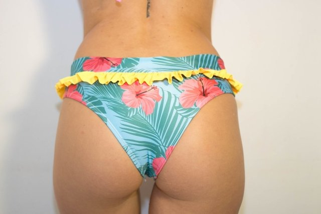 Culotte Tropical Volados en internet