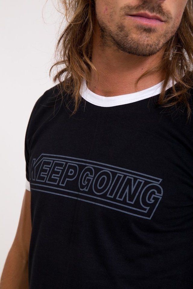Remera Keep going - comprar online