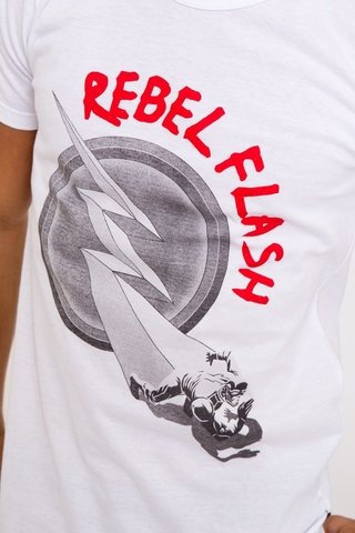 Remera Flash en internet