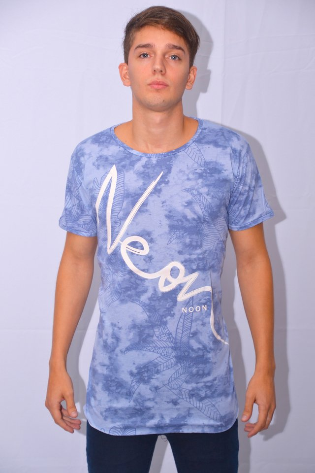 Remera Neon Art V171109/4 en internet
