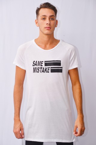 Remera Same Mistake Art I171168