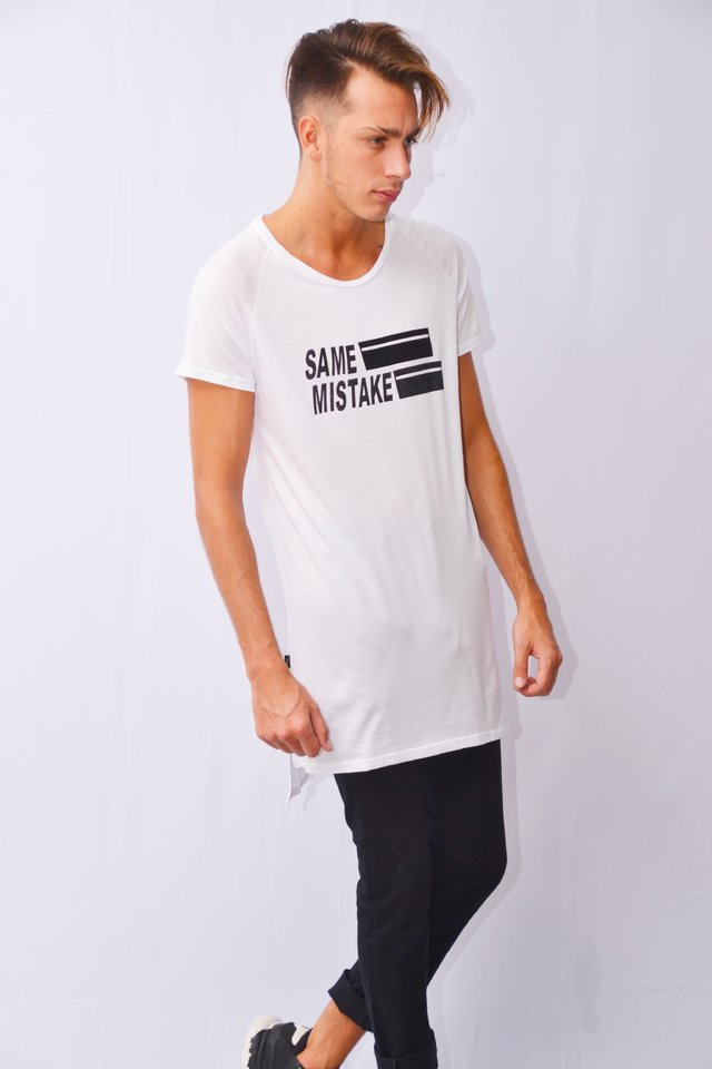 Remera Same Mistake Art I171168 - comprar online