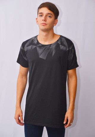 Remera Geometral Art I171138 - comprar online