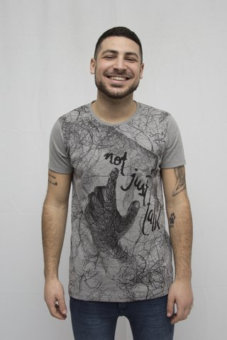 Remera Not Art V181504