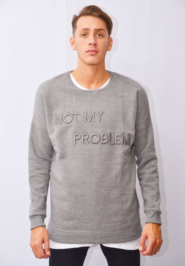 Buzo Not My Problem Art I174019 - comprar online