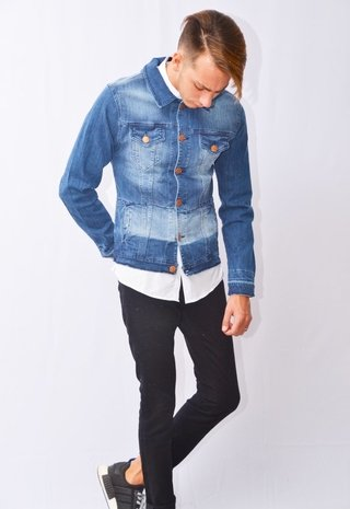Campera Jean Art V17M658 en internet