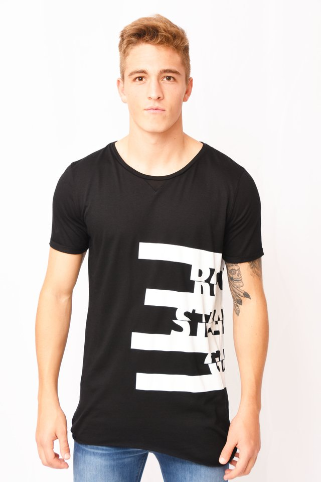 Remera Rock Art V181017 en internet