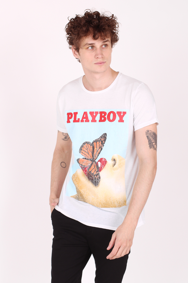 REMERA PLAY BOY