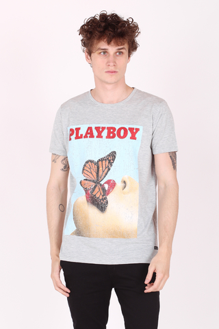 REMERA PLAY BOY - Vete al Diablo