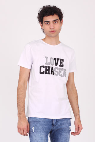REMERA LOVE CHASER