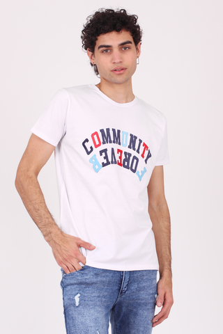 REMERA COMMUNITY FOREVER en internet