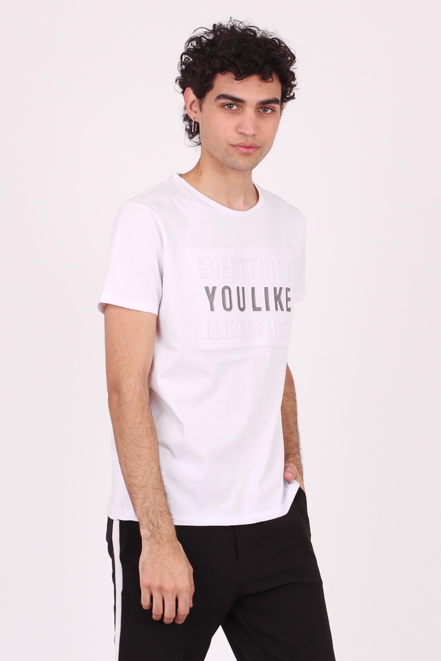 REMERA EVERYTHING YOU LIKE - tienda online