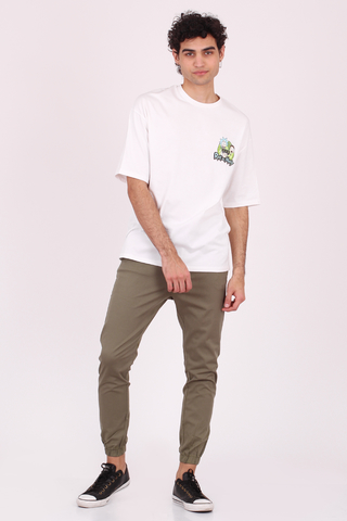 REMERA OVERSIZE RICK AND MORTY - tienda online