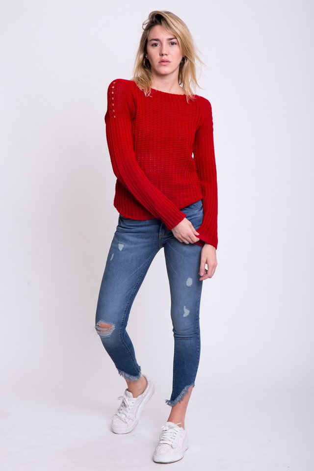 Sweater Try - Vete al Diablo