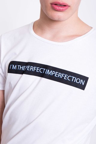 REMERA PERFECT IMPERFECTION en internet