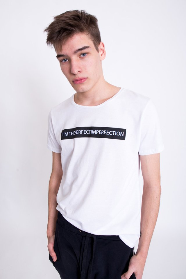 REMERA PERFECT IMPERFECTION - comprar online
