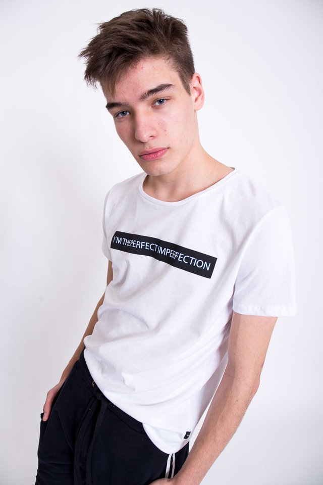 REMERA PERFECT IMPERFECTION - tienda online