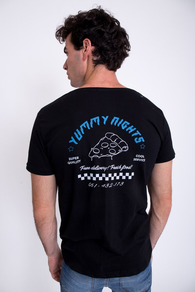 Remera Yummy Nights