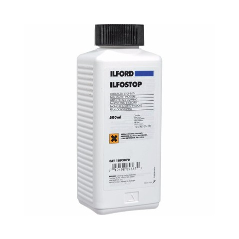 Ilford Ilfostop (500 ml) en internet