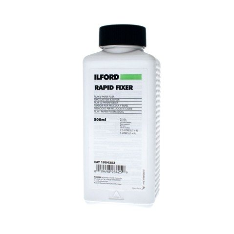 Ilford Rapid Fixer (500 ml) en internet