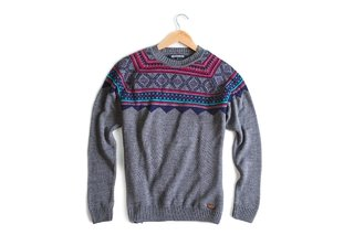 Sweater Cambridge Grey