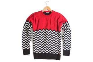 Sweater Lynch Red