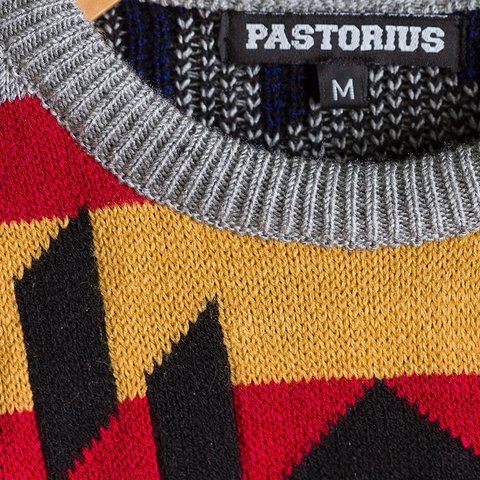 Sweater Canuto Grey - Pastorius