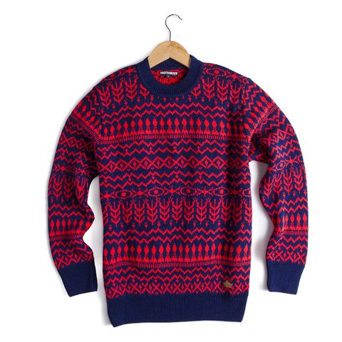 Sweater Jaco Blue