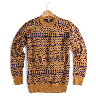 Sweater Jaco Ocre