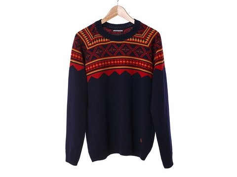 Sweater Cambridge Blue