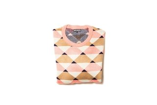 Sweater Fargo Pink