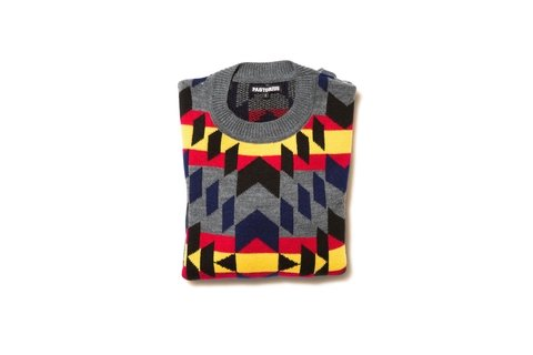 Sweater Canuto Grey