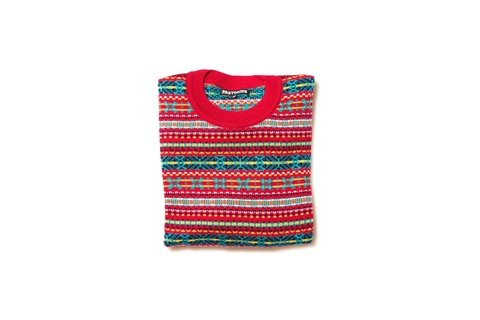 Sweater Canada Red