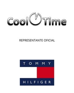 Reloj Tommy Hilfiger Hombre Essentials 1791404 Negro Silicona Acero - Cool Time