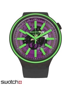Reloj Swatch Unisex Pink Taste So27b113 Big Bold Spectrum