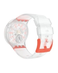 Reloj Swatch Mujer Big Bold Orangeinjelly So27e102 Silicona - Cool Time
