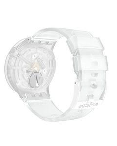 Reloj Swatch Unisex Big Bold So27e106 Whiteinjelly - Cool Time
