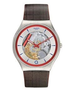 Reloj Swatch Unisex James Bond Swatch Skin Irony Q Ss07z100
