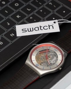 Reloj Swatch Unisex James Bond Swatch Skin Irony Q Ss07z100 - Cool Time