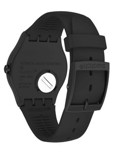 Reloj Swatch Unisex Essentials Black Rails Suob731 - Cool Time