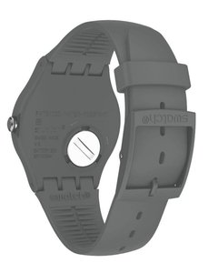 Reloj Swatch Unisex Essentials Grey Rails Suom709 - Cool Time