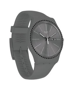 Reloj Swatch Unisex Essentials Grey Rails Suom709 - comprar online