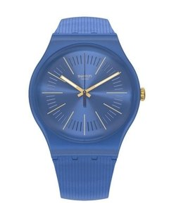 Reloj Swatch Unisex New Gent Suon143 Cyderalblue